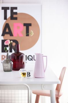 Termos Grand Cru - Rosendahl w FabrykaForm. Design Shop, Shops, Grand Cru, Interior Decorating, Interior Design, Best Tea, Danish Design, Lettering Design, Good Mood