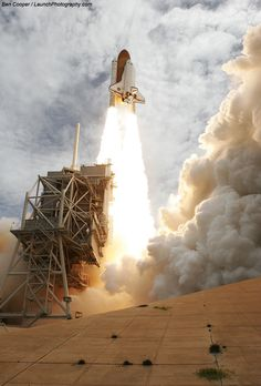 STS-135: Space Shuttle soars into history on its final mission!