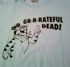 Grateful Dead funny vintage custom lot tiger design shirt furthur jerry garcia   eBay