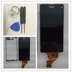 Hot Sale Lcd display +touch digitizer screen assembly for sony Xperia Z1 Compact z1Mini Z1c M51w D5503 +front adhesive♦️ B E S T Online Marketplace - SaleVenue ♦️👉🏿 http://www.salevenue.co.uk/products/hot-sale-lcd-display-touch-digitizer-screen-assembly-for-sony-xperia-z1-compact-z1mini-z1c-m51w-d5503-front-adhesive/ US $30.00