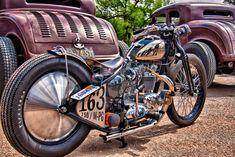 Hot Rod Triumph by myvisualreality.deviantart.com on @DeviantArt
