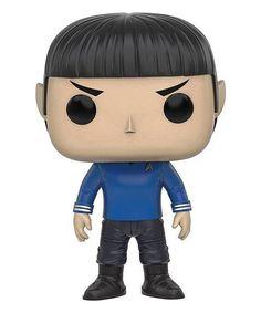 Star Trek Beyond Spock Duty Uniform Pop! Figurine