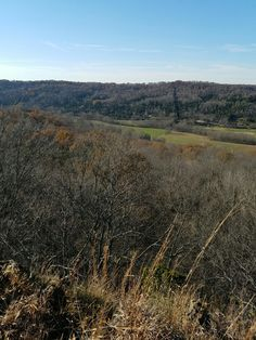 View from Buzzard's Roost Lookout http://www.nature.org/ourinitiatives/regions/northamerica/unitedstates/ohio/placesweprotect/edge-of-appalachia-buzzardroost-rock-trail.xml