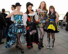 Non-slutty women's costumes