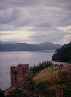 Loch Ness: Urquhart Catsle - Scozia