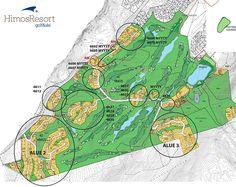 Himos Resort Master Plan with plots