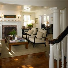 Martha's Vineyard Traditional Coastal Home - Home Bunch - An Interior Design & Luxury Homes Blog
