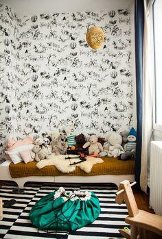 Constance Gennari et Laurent, Achille 5 ans et Brune 3 ans | The Socialite…