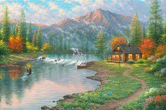 Gone Fishin- Abraham Hunter