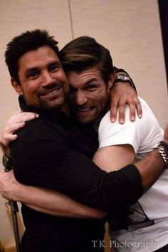 Sparty and Crixus <3