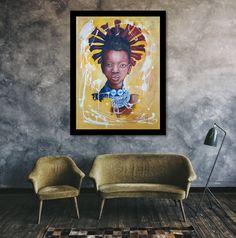 Size: 1150 x Medium: Oil on Canvas Contemporary African Art, Contemporary Artists, African Diaspora, Black Art, Cool Artwork, Art Blog, Impressionist, Oil On Canvas, Illustrator