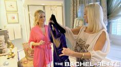 Bachelorette Emily Maynard in Love Ophelia's Serendipity Coral Robe http://store.loveophelia.com/serendipity-collection/