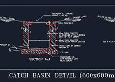 Toilet Plumbing Detail with Pipes and fittings - Autocad DWG Pvc Pipe Fittings, Plumbing Drawing, Floor Drains, Water Pipes, Autocad, Basin, Toilet, How To Plan, Drawings
