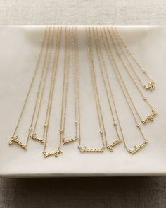 SHY by Sydney Evan SHY by Sydney Evan Pendant Necklaces - Neiman Marcus