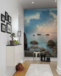 Hey, look at this wallpaper from Rebel Walls, By the Sea! #rebelwalls #wallpaper #wallmurals