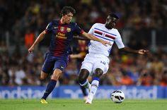 Sampdoria modtager bud på Pedro Obiang!