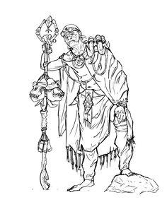 Sketchbook: Gyvulius Sketchbook - Page 9