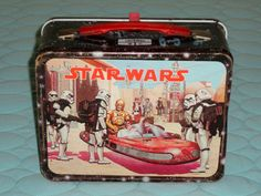 Star Wars 1977 vintage lunch box by DanaLynn1983 on Etsy