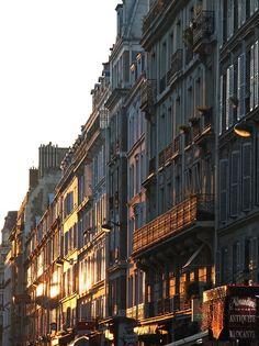 Rue du Faubourg Saint-Antoine, Paris XI.