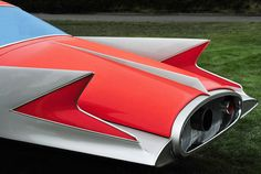 If George Jetson ever travelled back in time to 1955, he'd probably feel most at home in this turbo-powered Chrysler-built Ghia X. Check out the video at:    http://www.youtube.com/watch?feature=fvwp=1=LlDgbBt-YNQ