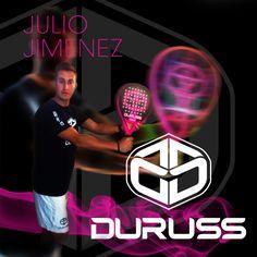 #JulioJimenez  #Durussteam, #Durusspadel #Duruss , #padel www.duruss.com