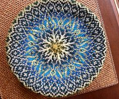 This is my first pattern for sale. The pattern is published as a 6 page pdf and includes a description, knitting instructions, a complete chart and three sample color charts. Fair Isle Knitting, Free Knitting, Knitting Hats, Knit Hats, Knitting Machine, Loom Knitting Patterns, Stitch Patterns, Knitting Tutorials, Fair Isle Pattern