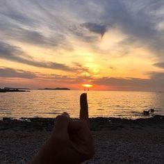 • Stop Sunset •  #ibiza #diarioibizenco #morgattaenibiza