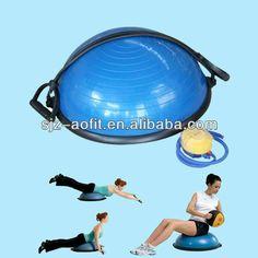 #Exercise Core Stability workout Fitness Gym Equipment, #BOSU BALL Balance Trainer , #balance exercises sitting