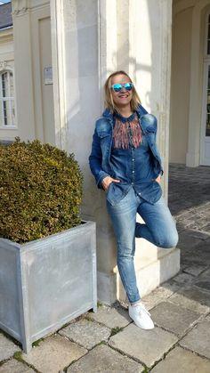 Jeans mit Jeans !