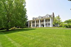 Headwaters~Olney, was built between 1924-1925 by Sears Roebuck Company and is likely the largest home ever designed and built by Sears architects and craftsmen.