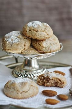Used Hobbies For Sale Italian Butter Cookies, Italian Cookie Recipes, Best Italian Recipes, Italian Desserts, Amaretti Cookies, Biscotti Cookies, Almond Cookies, Cigarette Russe, Italy Food