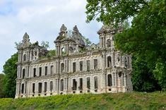 Beauvais, French Architecture, Oise, French Chateau, Barcelona Cathedral, Mansions, Palaces, Ruins, Manor Houses