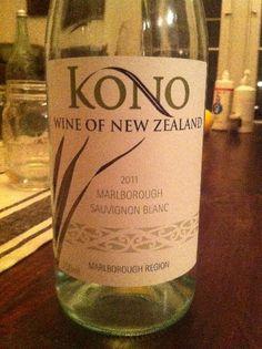 Delicious! Crisp, clean, grassy. New Zealand white, perfect summer wine