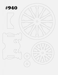 best scroll saw patterns Wood Crafts, Diy And Crafts, Paper Crafts, Best Scroll Saw, Decoupage, Gypsy Wagon, Scroll Saw Patterns, Cricut, 3d Puzzles