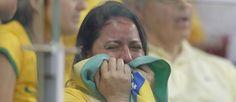 Twisters desespera ante la vergüenza de Brasil en Mineirão Foto: Alexandre Cassiano / The Globe