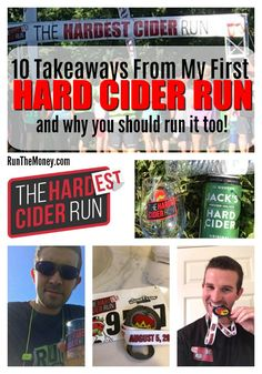 Do you enjoy running, hill work, a competitive racing atmosphere, and hard cider? If you want that, check out my Hardest Cider Run race review and sign up!