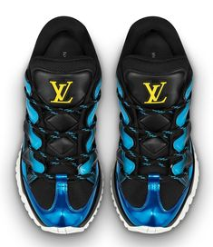 The best collection of LUIS VUITTON shoes to wear in all kinds of events. Modern designs for men, women and children. Luis Vuitton Shoes, Zapatos Louis Vuitton, Events, Children, Sneakers, How To Wear, Collection, Women, Fashion