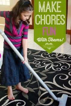 Make chores fun by creating cleaning teams for your kids! If you don't have four or more kids, mom and dad can help make up the cleaning teams! Keep kids from dreading chores with these six tips that will make your cleaning teams successful -- and FUN! #SharpieClearview #PMedia #ad #kids #cleaning #choresandkids #funforkids #parenting www.pintsizedtreasures.com