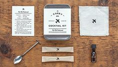 This carry-on cocktail kit includes everything you need to craft two delicious Old Fashioned cocktails on the fly, minus the hard stuff, of course. Kit is TSA and FAA com. All You Need Is, Carry On Cocktail Kit, Punch, Best Stocking Stuffers, Old Fashioned Cocktail, Mini Bottles, Travel Kits, Gin And Tonic, E Commerce
