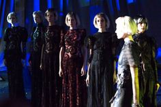 Marc Jacobs Spring 2014 Ready-to-Wear backstage via Vogue