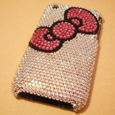 Hello Kitty bling phone case