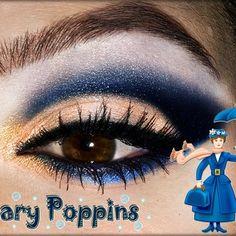 Love this look! Thanks Katelynn Rose! Nerdy Makeup, Disney Eye Makeup, Disney Inspired Makeup, Disney Princess Makeup, Love My Makeup, Makeup Geek, Makeup Inspo, Makeup Inspiration, Halloween Eye Makeup