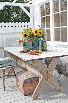 Cottage porch :: C'est Moi-Moments of Inspiration :: Tublr
