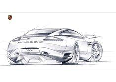 Sketch+928-2 #porsche                                                                                                                                                      More