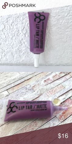 OCC Lip Tar Rollergirl ~ Vibrant Lavender Purple 100% Vegan & Cruelty Free Matte Liquid Lipstick. New, never used but there is some product that has begun to seep down into the nozzle - see picture for condition.   • Accepting Offers ~ No Trades • Sephora Makeup Lipstick