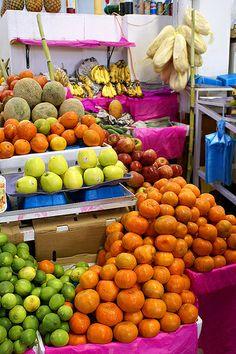 market, Chapala, Jalisco, Mexico