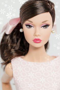 Lovely doll....
