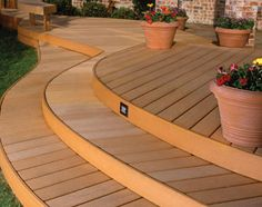 Cross Timbers decking