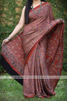 Buy Products| www.dvija.store Pure Georgette Sarees, Kota Silk Saree, Raw Silk Saree, Tussar Silk Saree, Cotton Saree Designs, Saree Blouse Designs, Trendy Sarees, Stylish Sarees, Indian Attire