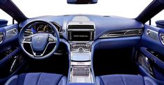 The All-New Lincoln Continental
